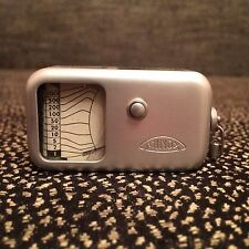 Vintage Minox Wetzlar Light Meter For Models A & S II, III With Case