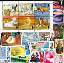 Gibraltar 300 timbres différents