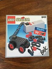 Lego System Electric 9v 845