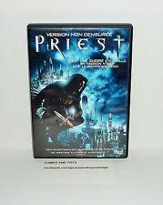 DVD VIDÉO PRIEST VERSION NON CENSURÉE