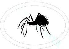 REDBACK SPIDER STENCIL for Temp Tattoo Size - 65mm