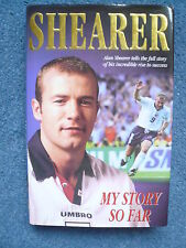 SHEARER - MY STORY SO FAR - EXCELLENT CONDITION