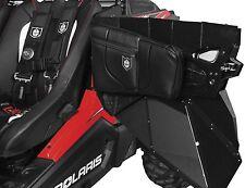 Pro Armor Front Door Knee Pads with Storage for Stock Doors Black POLARIS RANGE