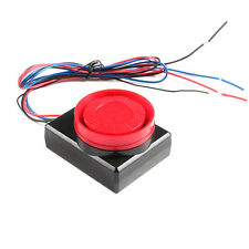 Motorcycle Bike Scooter Car Anti-theft Security Alarm System Remote Control