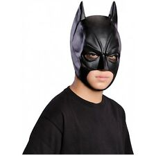 Batman Mask Adult The Dark Knight Rises Halloween Fancy Dress Costume Acsry