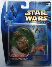 Star Wars: Episode 1 Action Fleet - Mini Scenes 3 - Gungan Assault / Hasbro