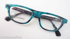 Lutz Gattmann coole Designerbrille Acetat unisex Brillenfassung GR:L occhiali