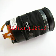 Zoom Optical Lens Unit Assembly Repair Part for Fuji Fujifilm HS25 HS28 EXR +CCD