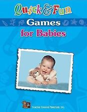 Quick & Fun Games for Babies