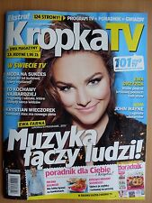 KROPKA TV 11/2017 EWA FARNA,John Wayne,The Bold And The Beautiful,Lady Gaga