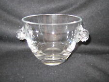 Belfor crystal - Exquisite pattern - Open Sugar Bowl