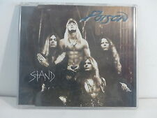 CD 4 titres POISON Stand 7243 8804422 5