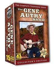 The Gene Autry Show: Complete TV Series Collector's Edition DVD Boxed Set NEW!