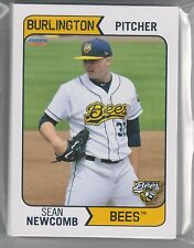 COMPLETE 2015 BURLINGTON BEES TEAM SET MINOR LGE LOW A ANGELS