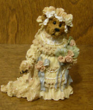 Boyds Bearstones #227712 BAILEY...THE BRIDE, NEW From our Retail Store, Mint/box