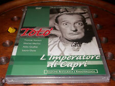 Toto', L'Imperatore di Capri  Fox   Dvd ..... Nuovo