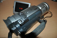 CANON CAMCORDER MVX3i MiniDV Digital SD Card & Tape. Bagged Spare Battery & Mic