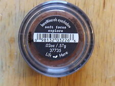 Bare Minerals Eye color Shadow Soft Focus Explore w/inner seal Authentic