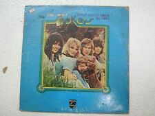 THE NEW SEEKERS NEVER ENDING SONG OF LOVE  RARE LP RECORD  INDIA INDIAN VG+
