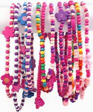12 Princess Necklaces Girls Party Bag Loot Bag Fillers Party Toys Children's 12N