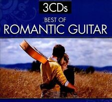 Best of Romantic Guitar Box Set  by Blue Shades CD Easy Listening Music