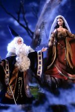 Mattel Morgan and Le Fay Barbie Doll Magic Mystery Collection 2000 #27287 14+