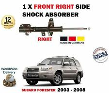 FOR SUBARU FORESTER 2003-2008 NEW 1 X RIGHT SIDE FRONT PASSENGER SHOCK ABSORBER