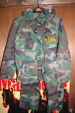 "Military Issue Royal Thai Navy Army Marine Uniform Set Shirt and Pant  ""set"""