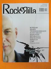rivista ROCKERILLA 299/2005 Brian Eno Brakes Royksopp Cocorosie Red Krayola*Nocd