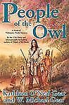 North America's Forgotten Past Ser.: People of the Owl (HARDCOVER 2003) PB