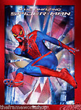 SPIDER MAN GLASS - 3D MOVING  PICTURE POSTER 300mm x 400mm