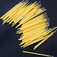 Dental Supply Disposable Micro Brush materials  Applicators Middle 1000 yellow