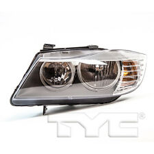 TYC Headlight Headlamp Front Head Light Left Driver Side SAE/DOT Approved