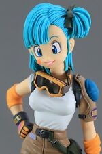 Dragon Ball BULMA Figure SCultures BIG New Japan Banpresto