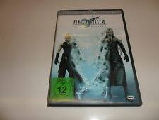 DVD  Final Fantasy VII - Advent Children (2 DVDs)