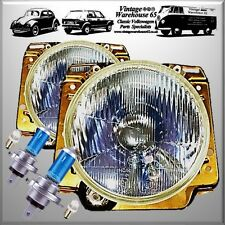 Volkswagen Golf Mk2 1.8 Gti 8v 16v 1983-1991 Xenon Halogen Headlights Headlamps