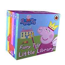 Book Peppa Pig: Fairy Tale Little Library Children Young Adults Game TV Hobby