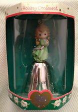 COLLECTIBLE PRECIOUS MOMENTS ANGEL PEACE BELL 2000 ORNAMENT IN BOX ENESCO 703737