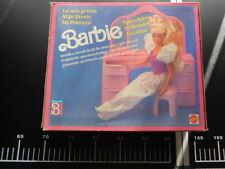 Mattel Dream House PRIMA SPECCHIERA MY FIRST VANITY Barbie 8521