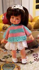 Bambola mini Furga Lucia capelli accorciati e frangia