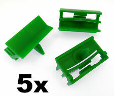 5x BMW E60 E61 5 Series- Plastic Trim Clip Fastener for Side Skirt Sill Moulding