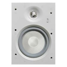 "Sinclair Audio W6 2-Way 6.5"" High Performance In-Wall Speakers, Pair"