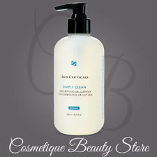 SkinCeuticals Simply Clean  Gel Cleanser, 8 oz (240ml)**FRESH 2016**