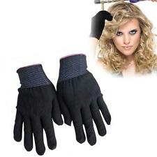 1pcs Heat Resistant Glove  Flat Straightener Curling Irons Hair Styling Tool UK