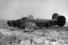#138 B-24 Liberator 465th Bomber Group Crash Poltava Ukraine Studio Photo 8x12