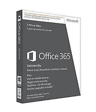 Microsoft Office 365 University for PC R4T00009