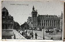 CPA POSTCARD PARIS LE PONT AU CHANGE   225Aa166