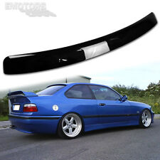PAINTED BMW E36 3-SERIES 2D COUPE A TYPE ROOF SPOILER 318is 325is M3 97 98