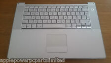 Apple PowerBook G4 Aluminum A1046 PalmRest 613-4697-B KeyBoard 922-6105 TouchPad