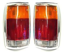 MAZDA B2000 / B2500 1985-1998 Heck rechts+links blinker lichter lampen set Chrom